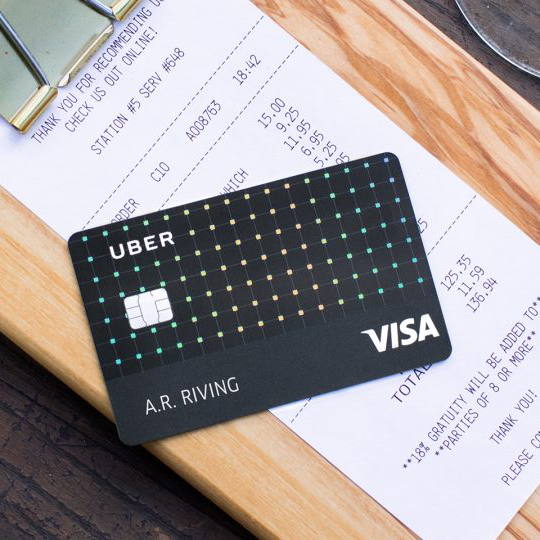 The new Uber Visa Card: Merely Uber-ish, but quite compelling nonetheless