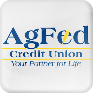 AgFed Credit Union logo