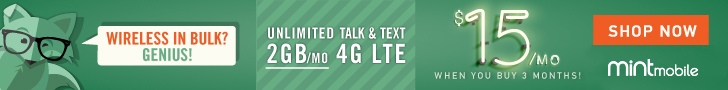 Wireless in Bulk? Genius! Shop Budget-Friendly, Unlimited Talk & Text Plans at MintSIM.